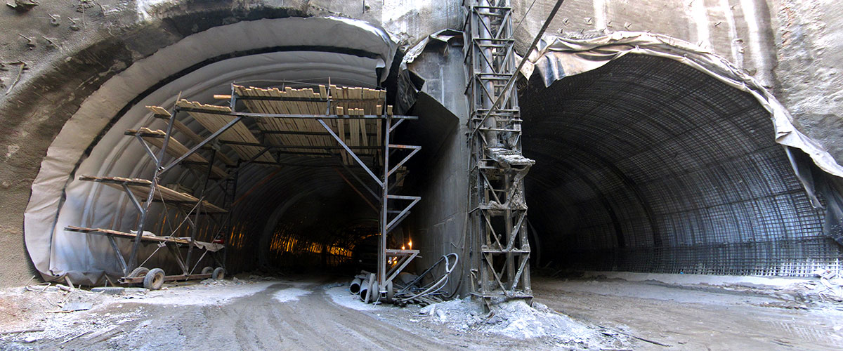 Amirkabir Road Tunnel