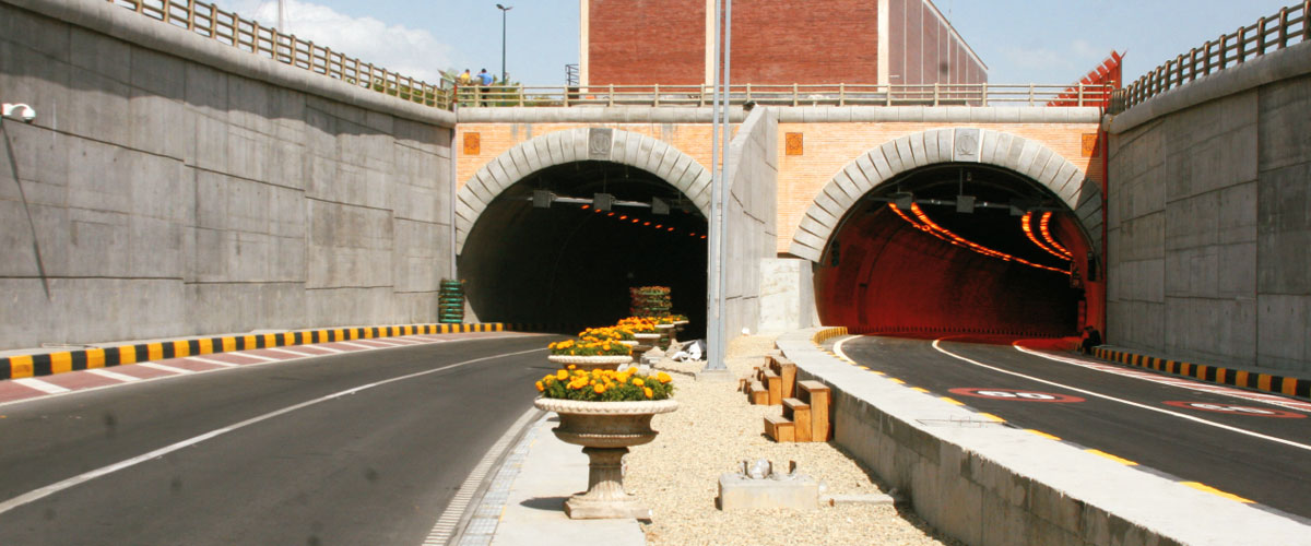 Niayesh Road Tunnel