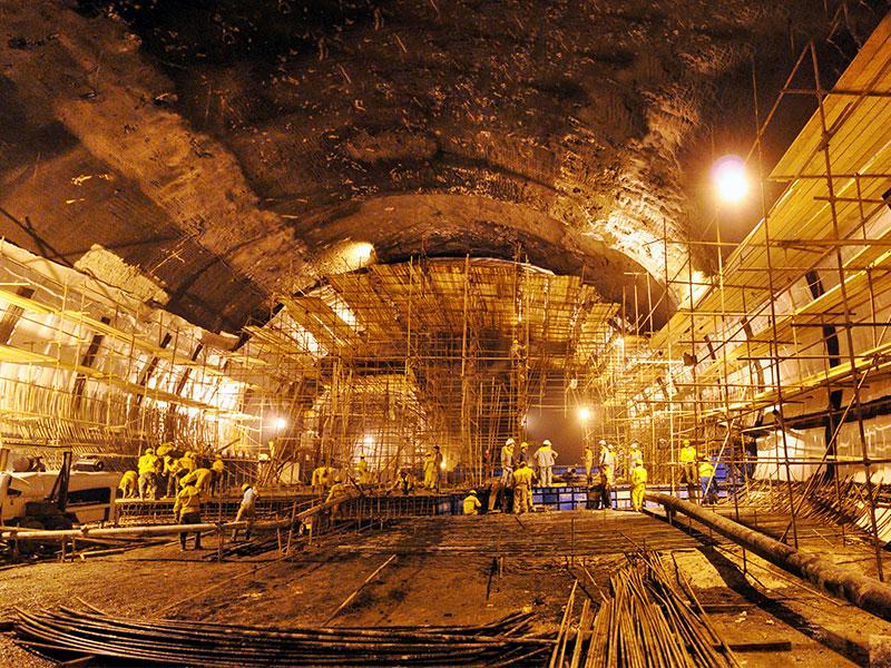 Niayesh Road Tunnel