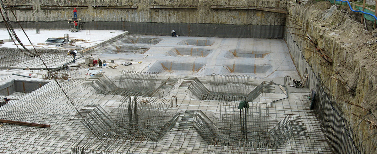 Major Experiences in Waterproofing Systems